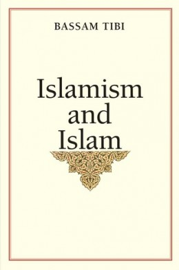 Islamism and Islam, New Haven: Yale University Press 2012.