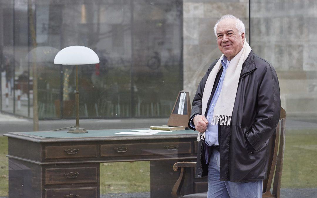 """""""Adorno war mein Held"""": Tibi besuchte Goethe-Universität Frankfurt"""