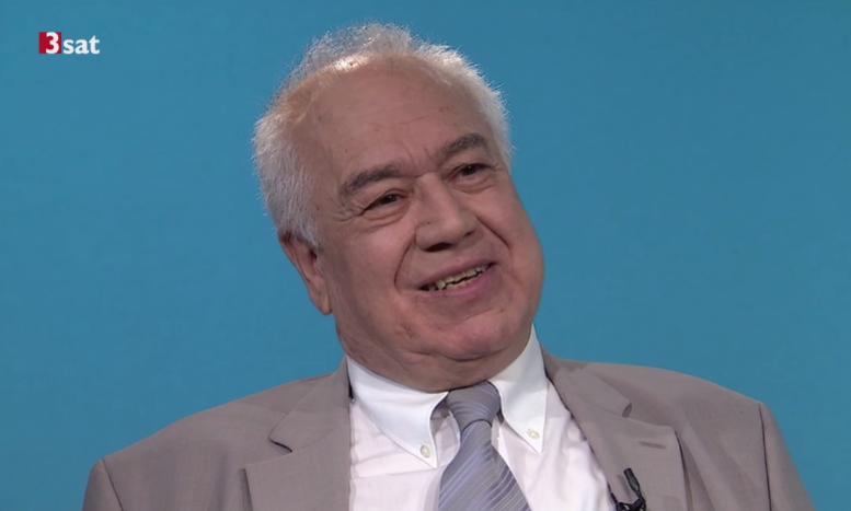 """Bassam Tibi im ausführlichen Interview in der 3sat-Sendung """"Vis-à-vis"""""""