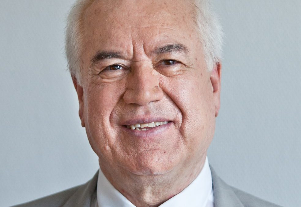 """Die Wahl von Bassam Tibi zum """"Vordenker des Jahres 2019"""" durch die Jury des Vordenker Forums der Finanzberatungsgesellschaft Plansecure"""